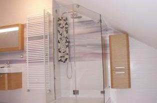 szklane kabiny prysznicowe na wymiar
