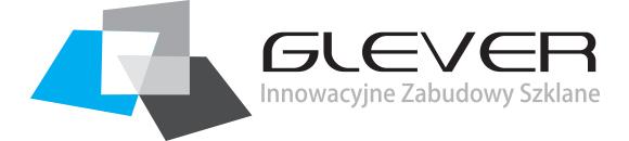 Innowacyjne zabudowy szklane - Glever